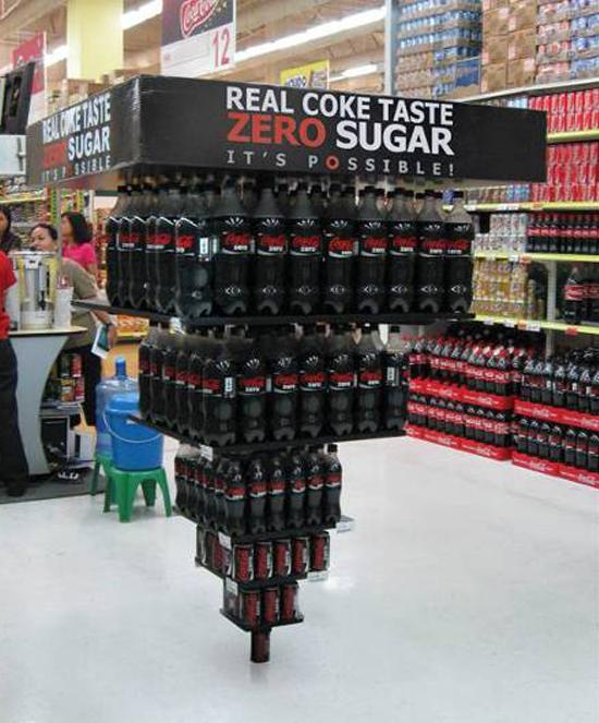 coca cola supermercado