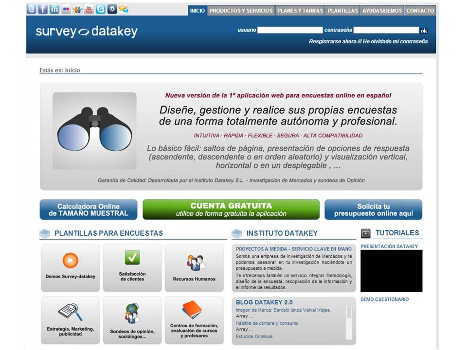 survey datakey