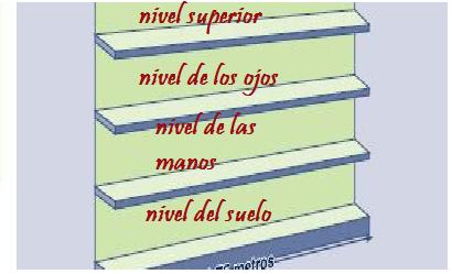 niveles de lineales